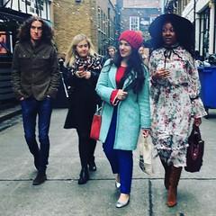 It's in fashion...#streetstyle #fashionista #fashionislife #fashiongram #timeoutlondon #peoplephotography #streetphotography #streetshooter #streetphoto #eastlondon #londonpop #london4all #london_only #instagramhub #instaphotomission #greathat #catwalk #s