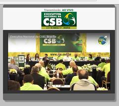 Encontro da Executiva Nacional da CSB