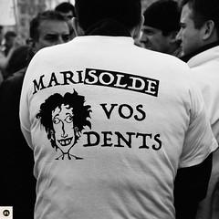 Manifestation dentistes