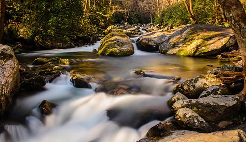 baxtercreek baxtercreektrail bridge greatsmokeymountainsnationalpark gsmnp appalachians mountains hike outdoors water waterfall creek northcarolina nationalpark bigcreek bigcreektrails