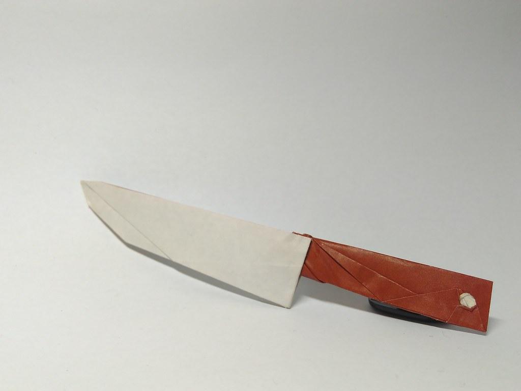Chef's Knife by Ivan Danny Handoko