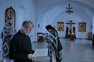 Литургия в Спасском соборе 105