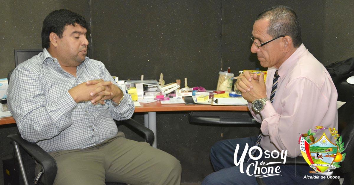 Municipio de Chone cuenta con unidad médica y de seguridad social