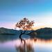 Wanaka Sunrise by Beth Wode Photography