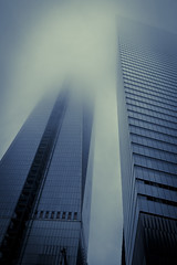 Freedom Tower in the Mist