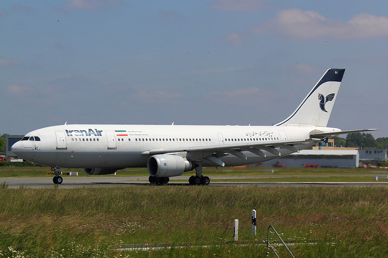 Iran Air - A306 - EP-IBA (2)