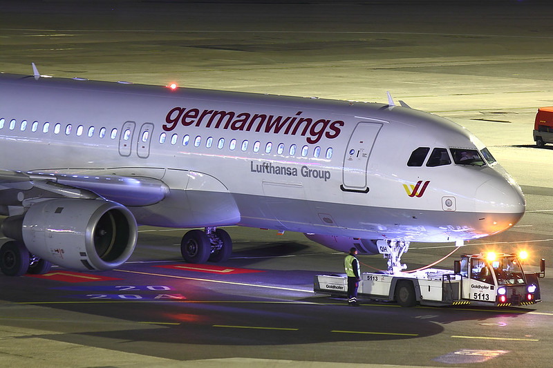 Germanwings - A320 - D-AIQH