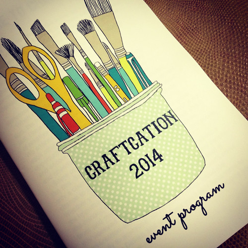 Craftcation Program.