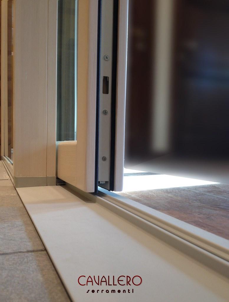 Galleria foto serramenti linea area for Porte lift and slide