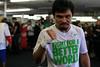 Manny Pacquiao vor Comeback