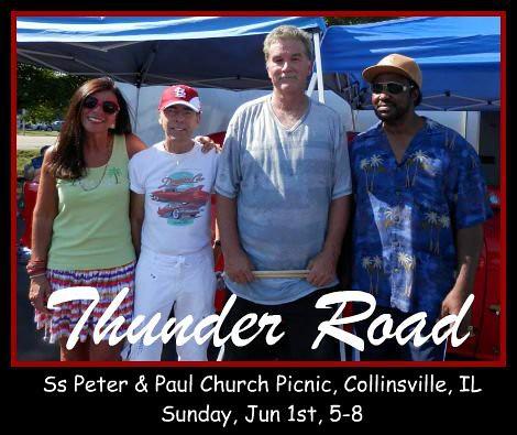 Thunder Road 6-1-14