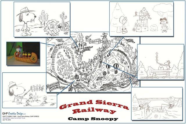 Grand Sierra Railroad Peanuts Character Map r1