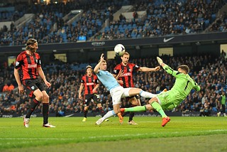 City 3-1 West Brom: Match action