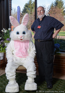 The Photographer and the Easter Bunny