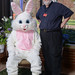 The Photographer and the Easter Bunny by Jim Frazier