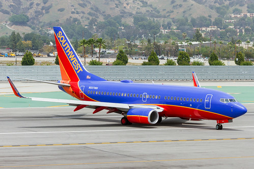 N937WN Southwest Airlines B737-700...