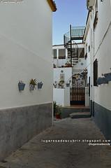 Calles de Salobreña (Granada, España)