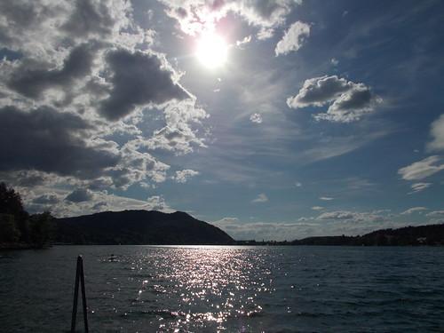 Klopeiner See (Kärnten/Österreich)
