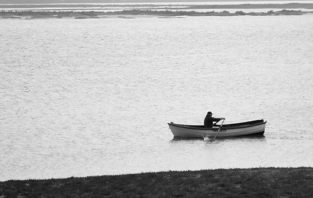 Barca de remos