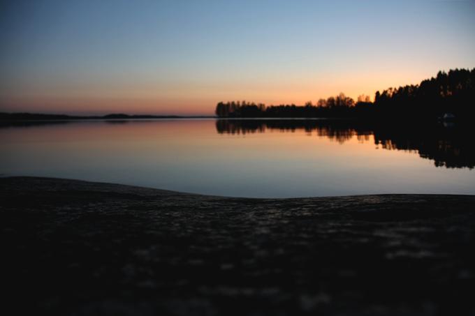 auringonlasku pikkuniemi 099