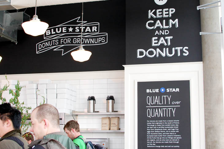 @ Blue Star Donuts