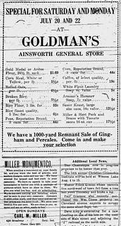 8-18-2011 Goldman ad 7-19-1918