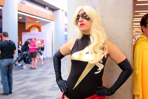 miss marvel cosplay