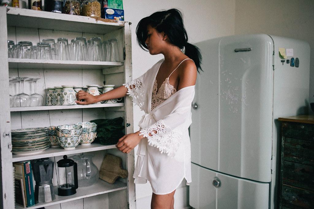 Lacy Bralette - Chiếc áo lót của mùa Thu - Ảnh 19