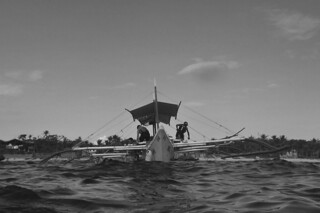 Boracay - Boating