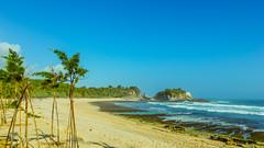 Angin Semilir - Klayar Beach - Pacitan Indonesia