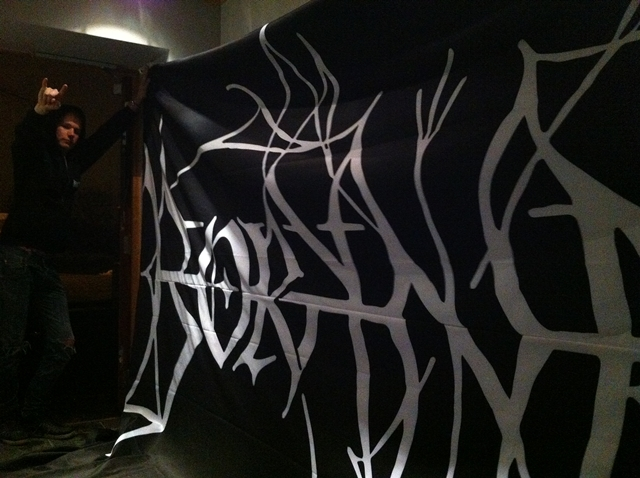 Borknagar backdrop test