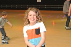 roller skating - april