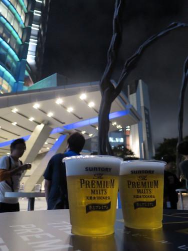 THE PREMIUM BEER HILLS [香るプレミアム STAND]