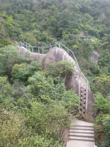 Jiangxi-Sanqing Shan-1 sentier de l'est (59)