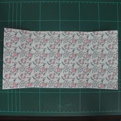 วิธีพับกระดาษรูปหัวใจคู่ (Origami Double Heart)  005