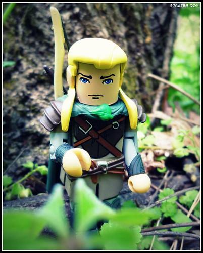 Lego Legolas