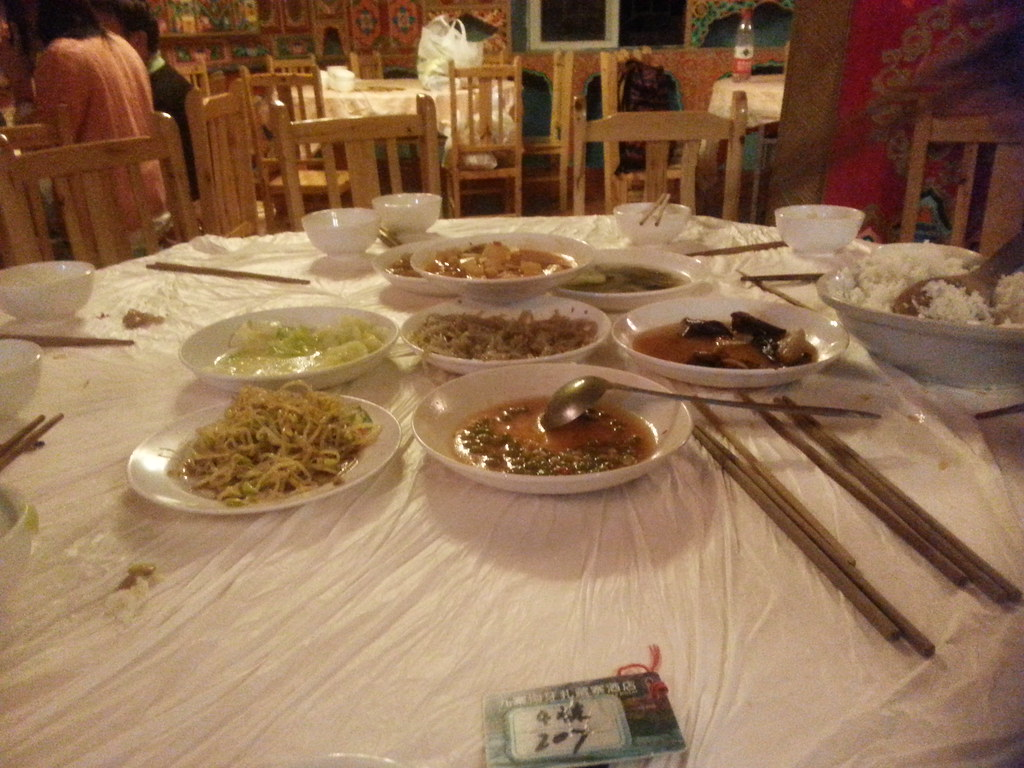 Leftovers of Chinese Meal