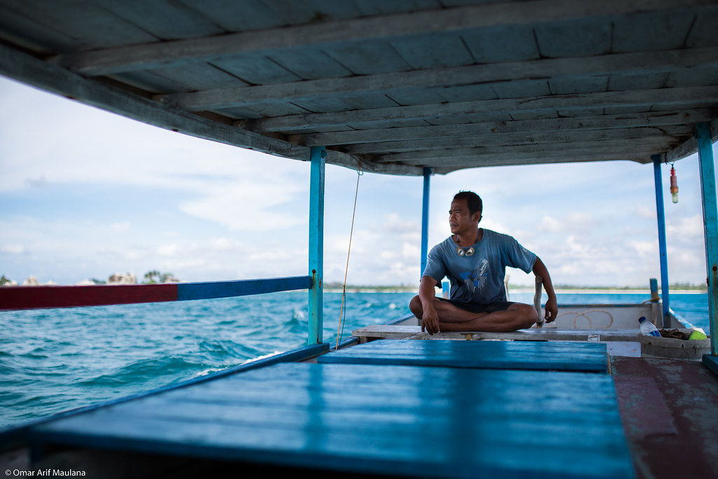 Belitung Boatman