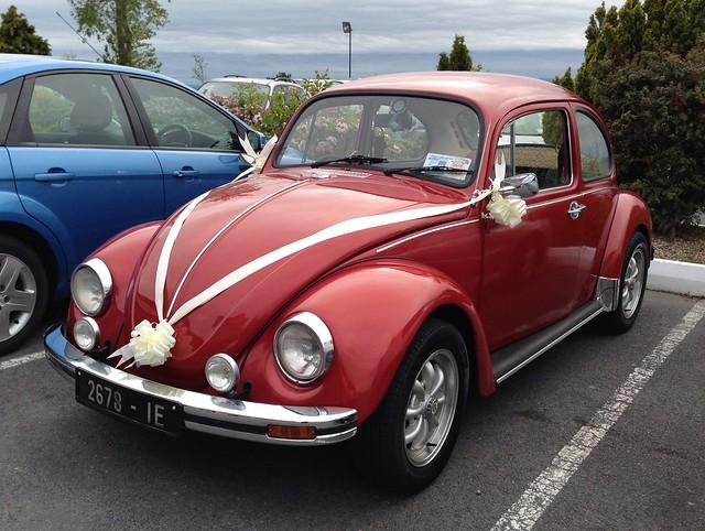 Classic Automobile - VW Beetle