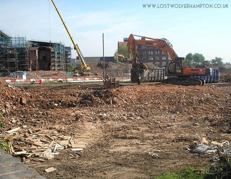 Cleveland House Gone - 16.05.2014