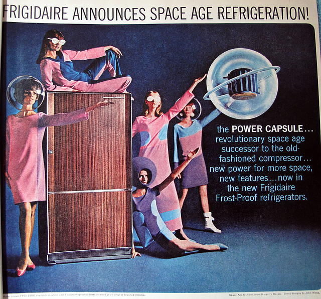 Space Age ad 1968
