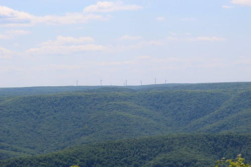 statepark windmill energy view pennsylvania lookout vista overlook windenergy blueknob mountainviewtrail pivia