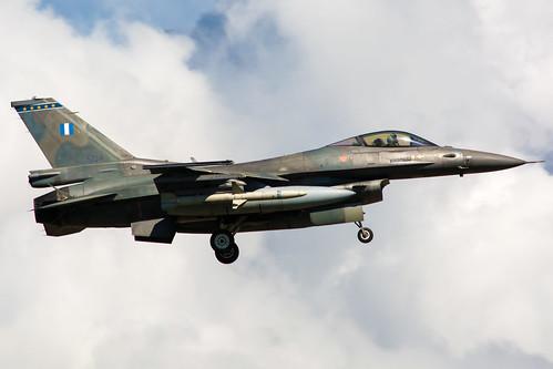 99-1504 Hellenic Air Force F-16D Block 52 @ AVB