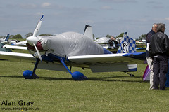 G-NPKJ VAN'S RV-4 PFA 181-13138 PRIVATE  -Sywell-20130601-Alan Gray-IMG_9245