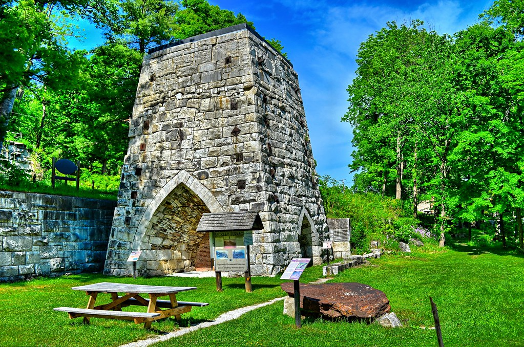 Beckley Furnace - Canaan CT
