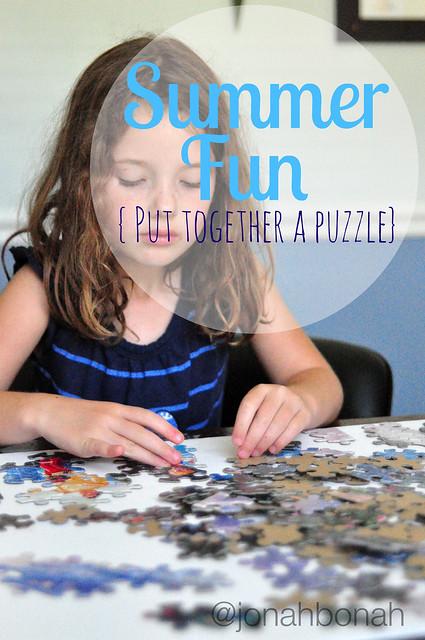 Summer Fun Puzzle