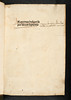 Title-page with ownership inscription in Holkot, Robertus: Super sapientiam Salomonis