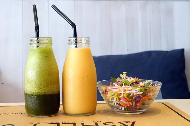 Ashley's by Living Food - Telawi, Bangsar