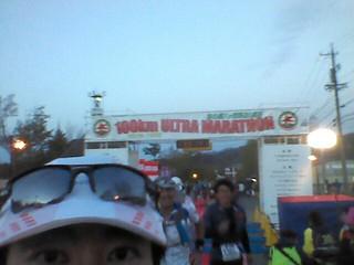 201405_野辺山ウルトラマラソン 無事フィニッシュ
