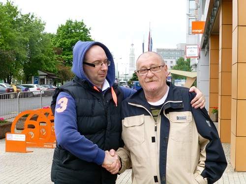 Dominik and Dad